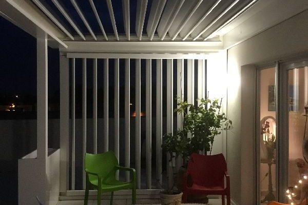 BSO verticaux Ouvertures du Soleil Antibes
