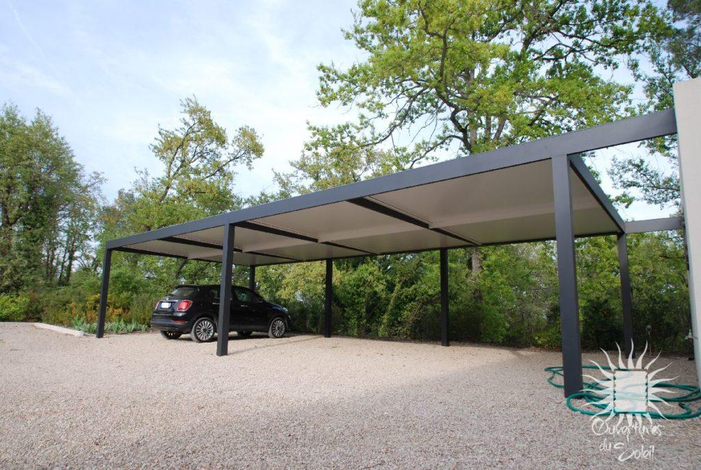 Carport aluminium Montpellier